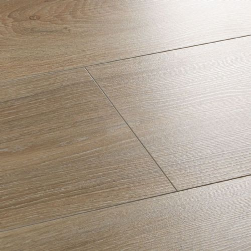 Wembury 8mm Biscuit Oak 4V Laminate Flooring